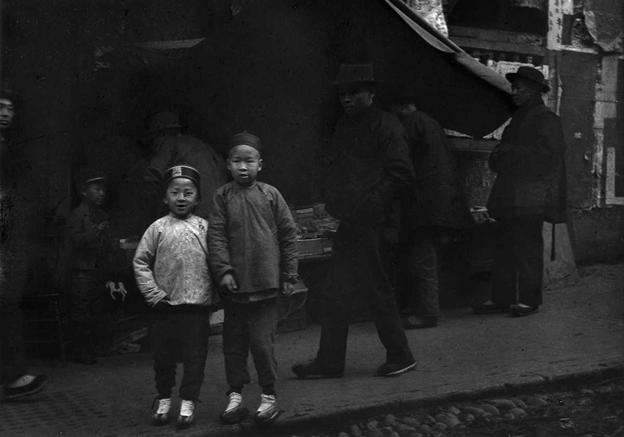 Миграция китайцев в США